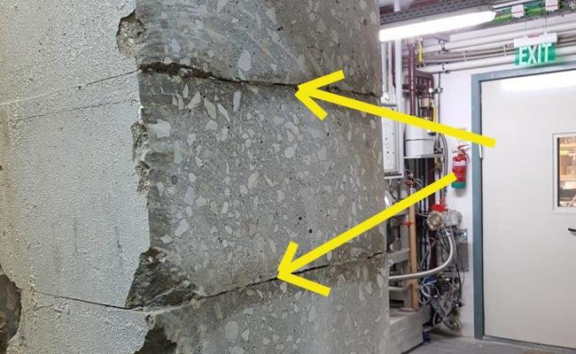 ביצוע ניסור בטון בכבל יהלום